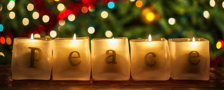 Christmas Candlelight Yin Yoga