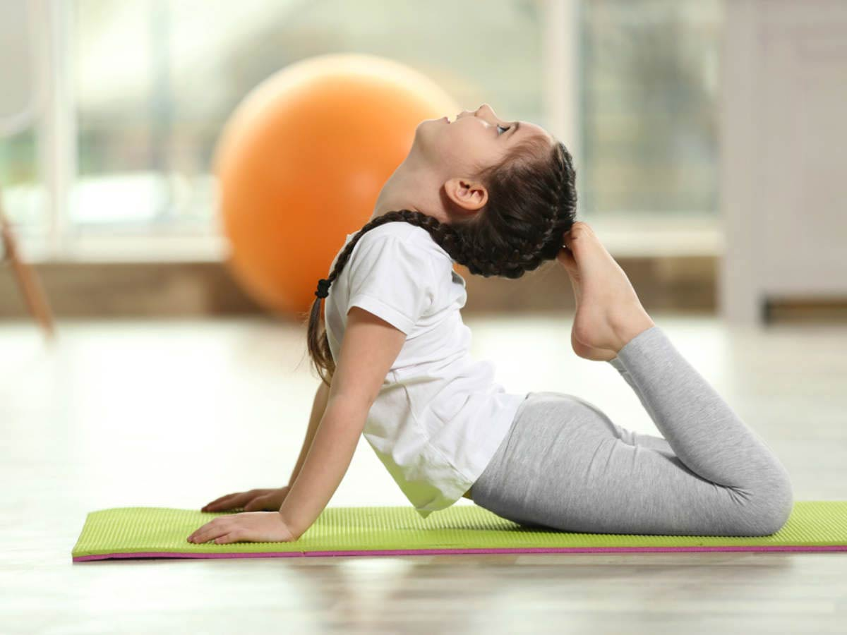 Kids Yoga 4-6 year olds